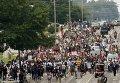 Протесты в Фергюсоне, США