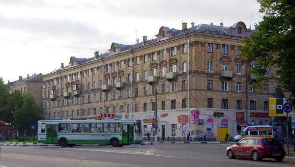 Город Электросталь. Архивное фото