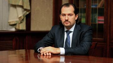 Гендиректор фирмы Мелодия Андрей Кричевский. Архивное фото