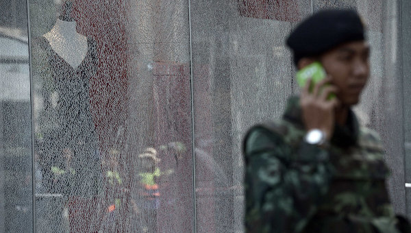 МИД узнает , естьли белорусы среди пострадавших вТаиланде