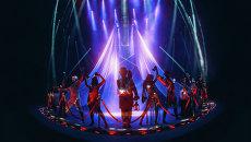 Благотворительное цирковое шоу в поддержку подопечных Русфонда
