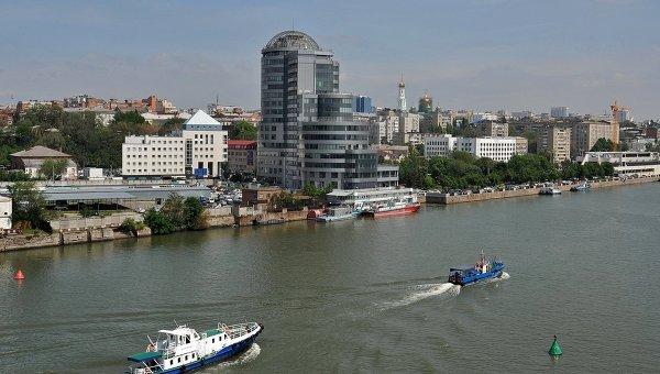 ВРостове-на-Дону объявлен режим ЧС, погибла девушка