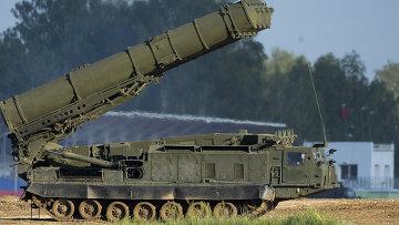 Российская система ПВО С-300ВМ Антей-2500