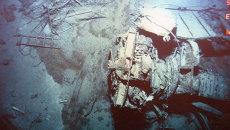 Обломки Титаника. 1985 год. Архивное фото
