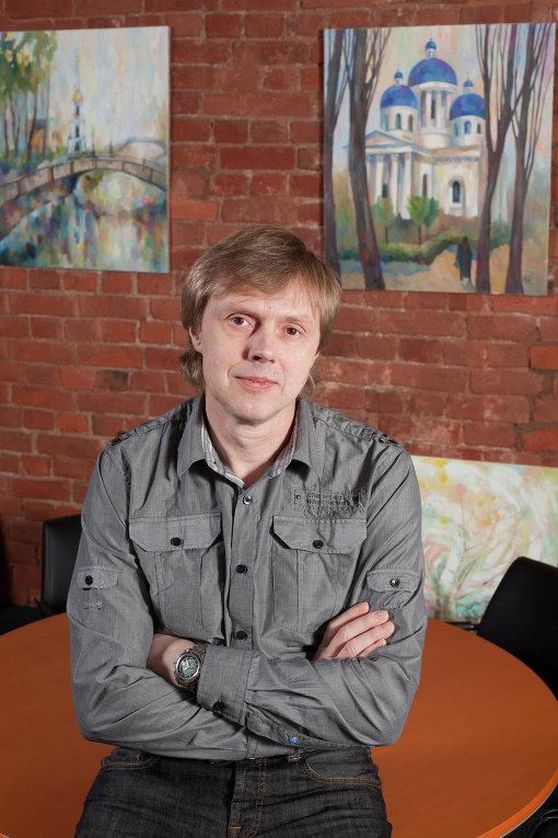 Технический директор и основатель компании Доктор Веб Игорь Данилов
