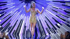 Певица Бритни Спирс на церемонии вручения премии MTV Video Music Awards