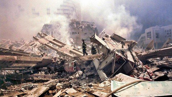 Обама вПентагоне почтил память жертв теракта 11сентября