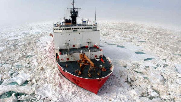 США отправляют в Арктику ледокол для изучения последствий потепления