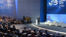 Работа Восточного экономического форума. Архивное фото