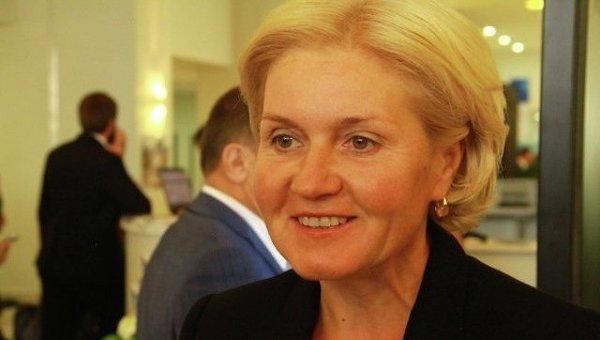 Вице-премьер России Ольга Голодец. Архивное фото