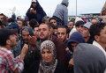 Беженцы на австро-венгерской границеБеженцы на австро-венгерской границе
