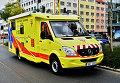 Карета скорой помощи в Чехии