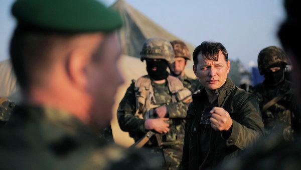 СК России возбудил уголовное дело против ряда украинских военных и Ляшко