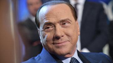 Бывший итальянский премьер Сильвио Берлускони. Архивное фото