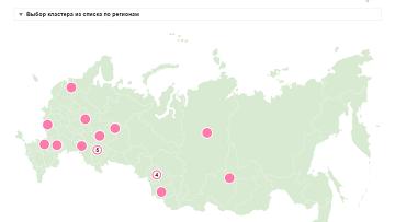 Навигатор образовательных кластеров России