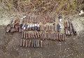Боеприпасы, обнаруженные за сутки в ЛНР