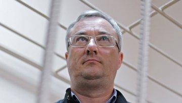 Рассмотрение ходатайства следствия об аресте главы Республики Коми В.Гайзера. Архивное фото