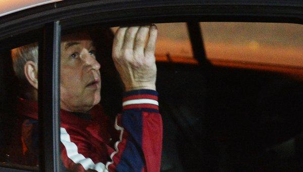 Владимир Мартыненко, обвиняемый по делу о гибели главы концерна Total. Архивное фото