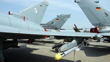 Самолеты ВВС бундесвера. Архивное фото.