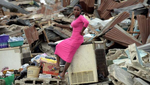 Нигерия начала кампанию поборьбе сполиомиелитом