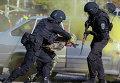 Спортивный праздник полиции Москвы