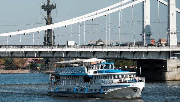 Доконца октября теплоход «Московский эколог» переоборудуют вмузей Москвы-реки