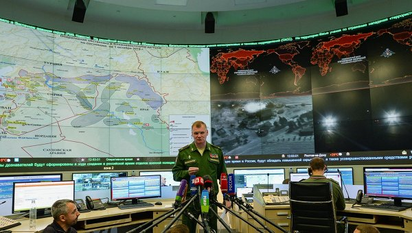 Генерал-майор Игорь Конашенков, архивное фото