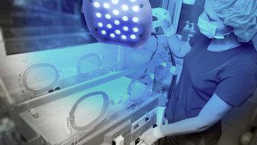 Медицинское оборудование компании Швабе. Архивное фото