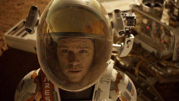 Кадр из фильма Марсианин. Архивное фото