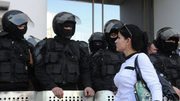Акции протеста в Кишинёве