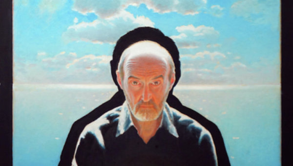 Эрик Булатов. Автопортрет