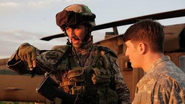 Учения войск НАТО в Европе