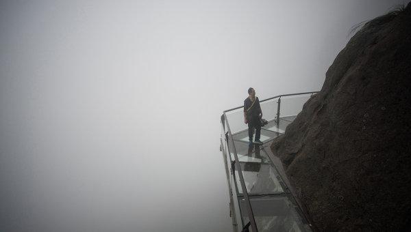 В КНР построили самый высокий вмире мост