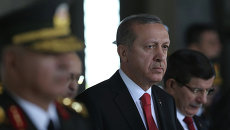 Президент Турции Эрдоган. Архивное фото