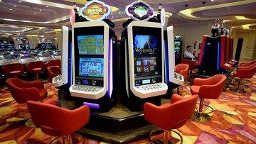 Открытие первого казино в игорной зоне Приморье. Архивное фото