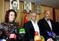 """Представители политической организации """"Квартета национального диалога в Тунисе"""""""