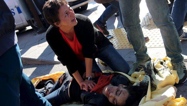 МВД Турции: число жертв теракта в Анкаре возросло до 30