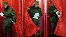 Выборы президента Белоруссии