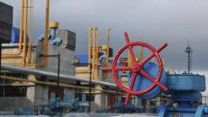 Высокогорная газокомпрессорная станция Воловец в Закарпатской области. Архивное фото
