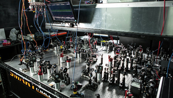 Прибор для восстановления утерянных квантовых связей