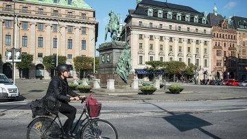 Города мира. Стокгольм. Архивное фото.