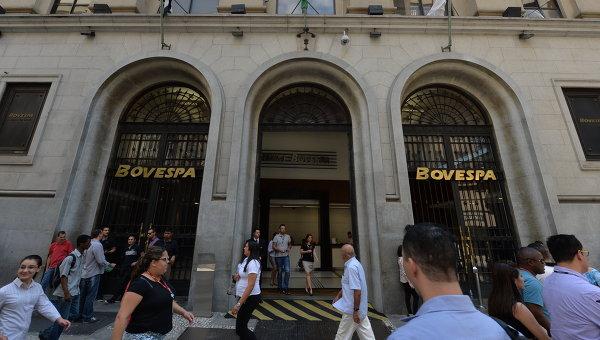 Латиноамериканская биржа Bovespa. Архивное фото