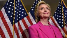 Кандидат в президенты от Демократической партии США Хиллари Клинтон, архивное фото