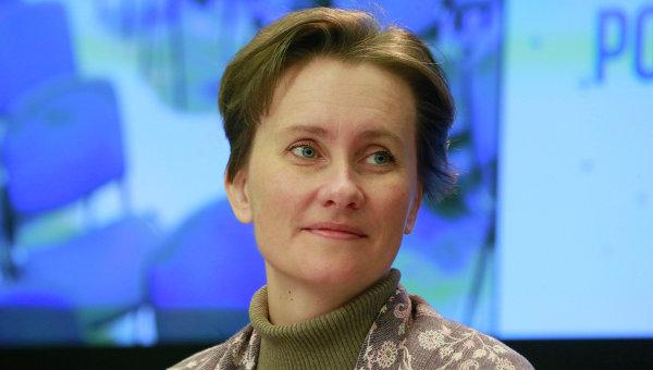 Эксперт Центра современных образовательных технологий Екатерина Кудрявцева