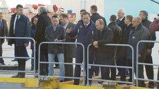 Путин осмотрел космодром Восточный и разрешил отложить первый пуск