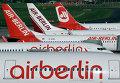 Самолеты авиакомпании Air Berlin
