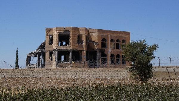 Последствия бомбежки в Йемене. Архивное фото