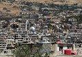 Позиция сирийской армии в районе поселения Сальма и города Забадани