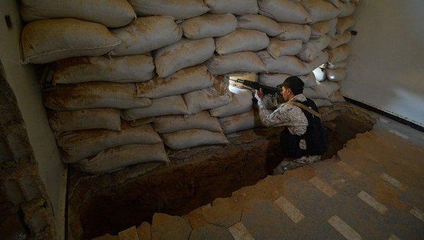 Ситуация в Дамаске, архивное фото