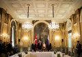 Министерская встреча России, США, Саудовской Аравии и Турции по Сирии в Вене